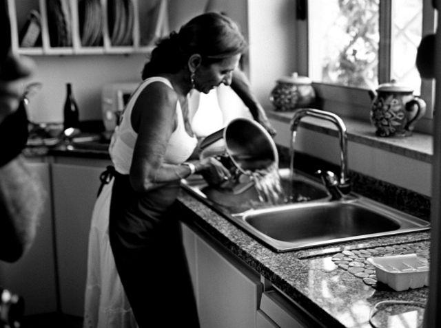 Punto d 39 incontro il giornale dell 39 italia in messico - Nonne in cucina ...