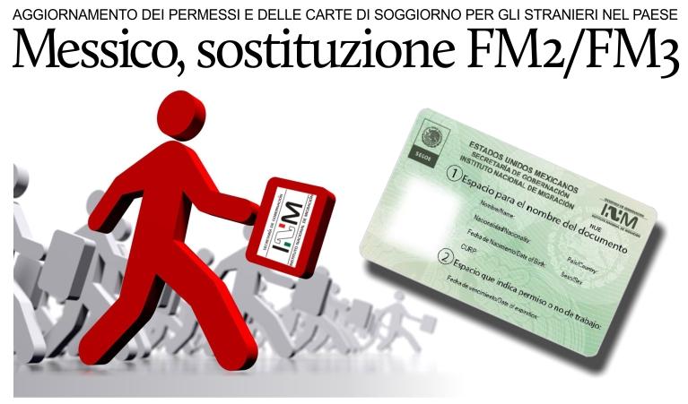Puntodincontro.mx - Messico, nuovi permessi di soggiorno in base ...